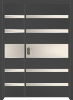 דלת מדגם: דלת כניסה דגם B1008