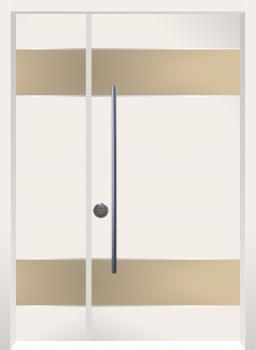 דלת מדגם: דלת מעוצבת דגם B1009