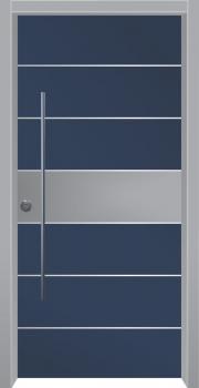 דלת מדגם: דלת כניסה מעוצבת דגם B1010