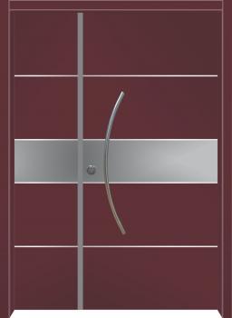 דלת מדגם: דלת כניסה דגם B1011