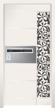 דלת מדגם: דלת כניסה דגם B1014