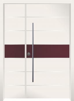 דלת מדגם: דלת מעוצבת דגם B1018