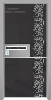 דלת מדגם: דלת כניסה מעוצבת דגם B2001