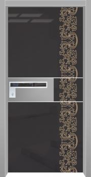 דלת מדגם: דלת מעוצבת דגם B2003
