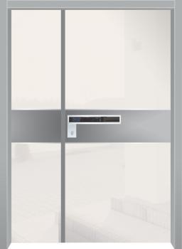 דלת מדגם: דלת מעוצבת דגם B2006