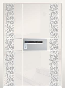 דלת מדגם: דלת כניסה דגם B2008