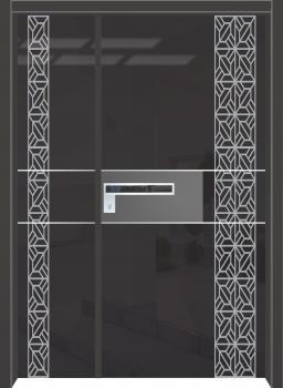 דלת מדגם: דלת מעוצבת דגם B2009