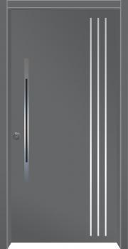 דלת מדגם: דלת כניסה מעוצבת דגם B3001