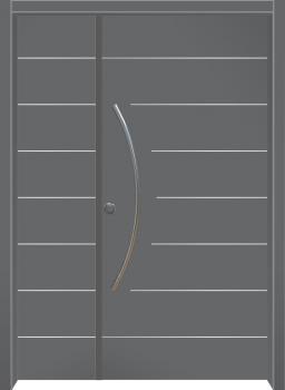 דלת מדגם: דלת כניסה מעוצבת דגם B3004