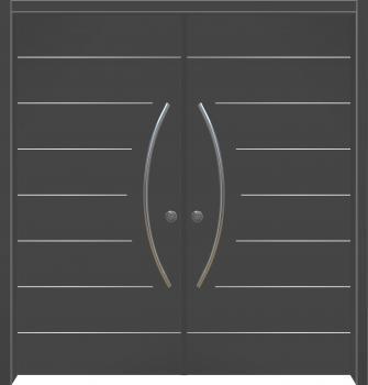דלת מדגם: דלת מעוצבת דגם B3009