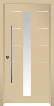 דלת מדגם: דלת כניסה דגם B4002