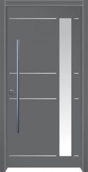 דלת מדגם: דלת מעוצבת דגם B4003