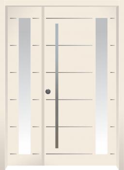 דלת מדגם: דלת כניסה דגם B4008