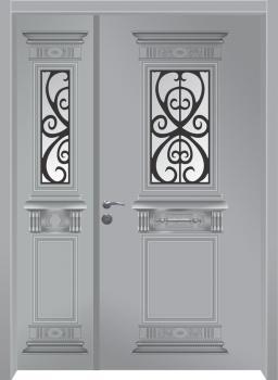 דלת מדגם: דלת כניסה דגם B5002