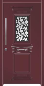 דלת מדגם: דלת מעוצבת דגם B5003