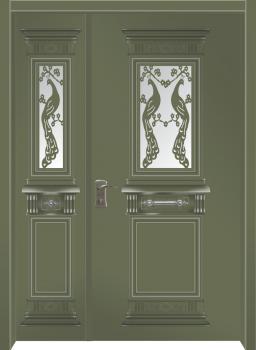 דלת מדגם: דלת כניסה דגם B5008