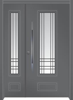 דלת מדגם: דלת כניסה דגם B6002