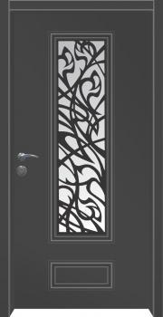 דלת מדגם: דלת כניסה דגם B6005