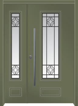 דלת מדגם: דלת כניסה דגם B6008