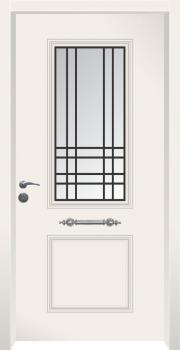 דלת מדגם: דלת מעוצבת דגם B7003