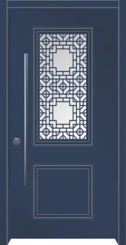 דלת מדגם: דלת כניסה דגם B7005