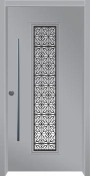 דלת מדגם: דלת כניסה דגם B8005