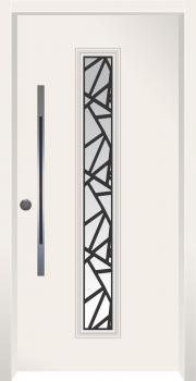 דלת מדגם: דלת מעוצבת דגם B9003