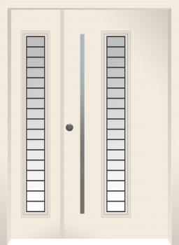 דלת מדגם: דלת כניסה דגם B9008