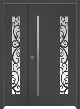 דלת מדגם: דלת כניסה דגם B11002