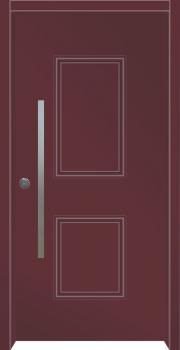 דלת מדגם: דלת כניסה דגם B12002