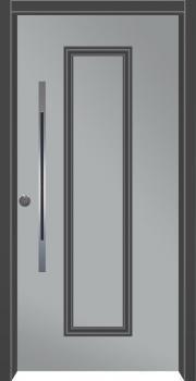 דלת מדגם: דלת כניסה דגם B12005