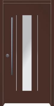 דלת מדגם: דלת מעוצבת דגם B13003